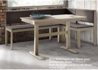Mesa y rinconera de cocina VIM - Rinconera, banco rinconera