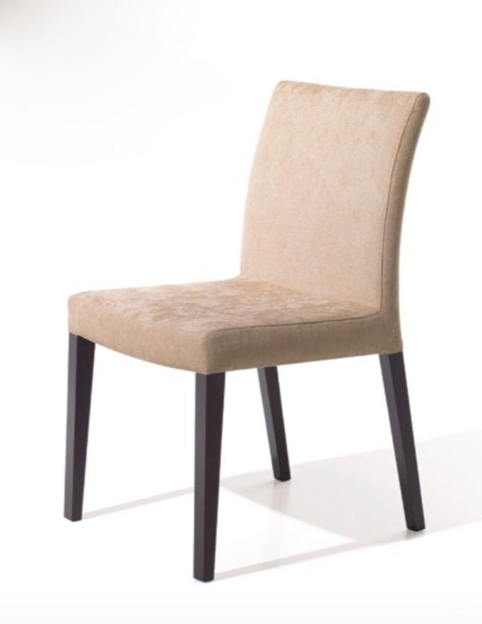 Silla Andrea - Silla Andrea, tapizado de alta calidad y con estructura de madera.