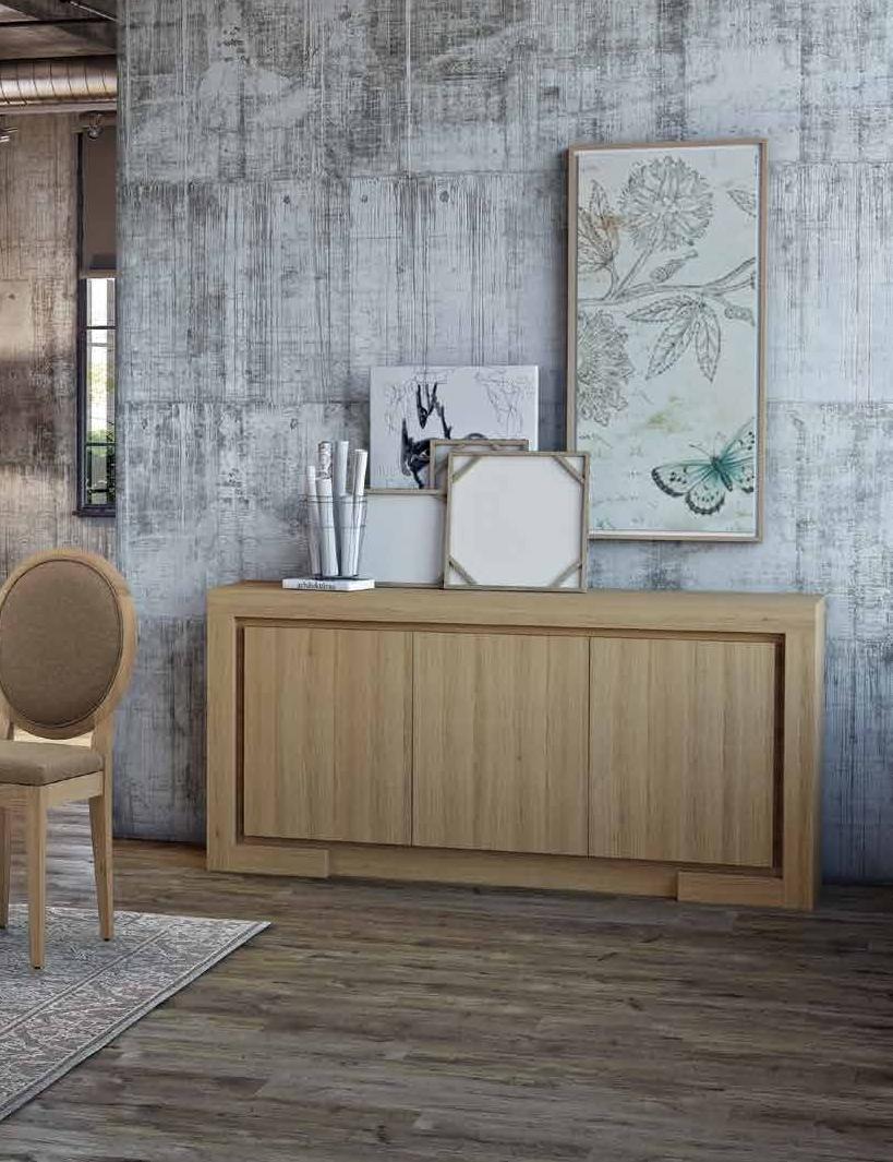 Aparador colección Terra AP01 - Aparador colección Terra AP01, Fabricado en madera de roble y acabado con aceite ecológico con color y cera, que es nuestro color Roble Tostado. Lo que le da un aspecto muy cálido y armonioso.