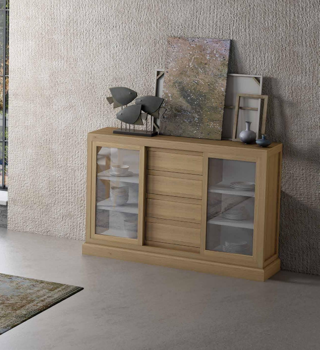 Aparador colección Terra AP07 - Aparador colección Terra AP07, Fabricado en madera de excelente calidad