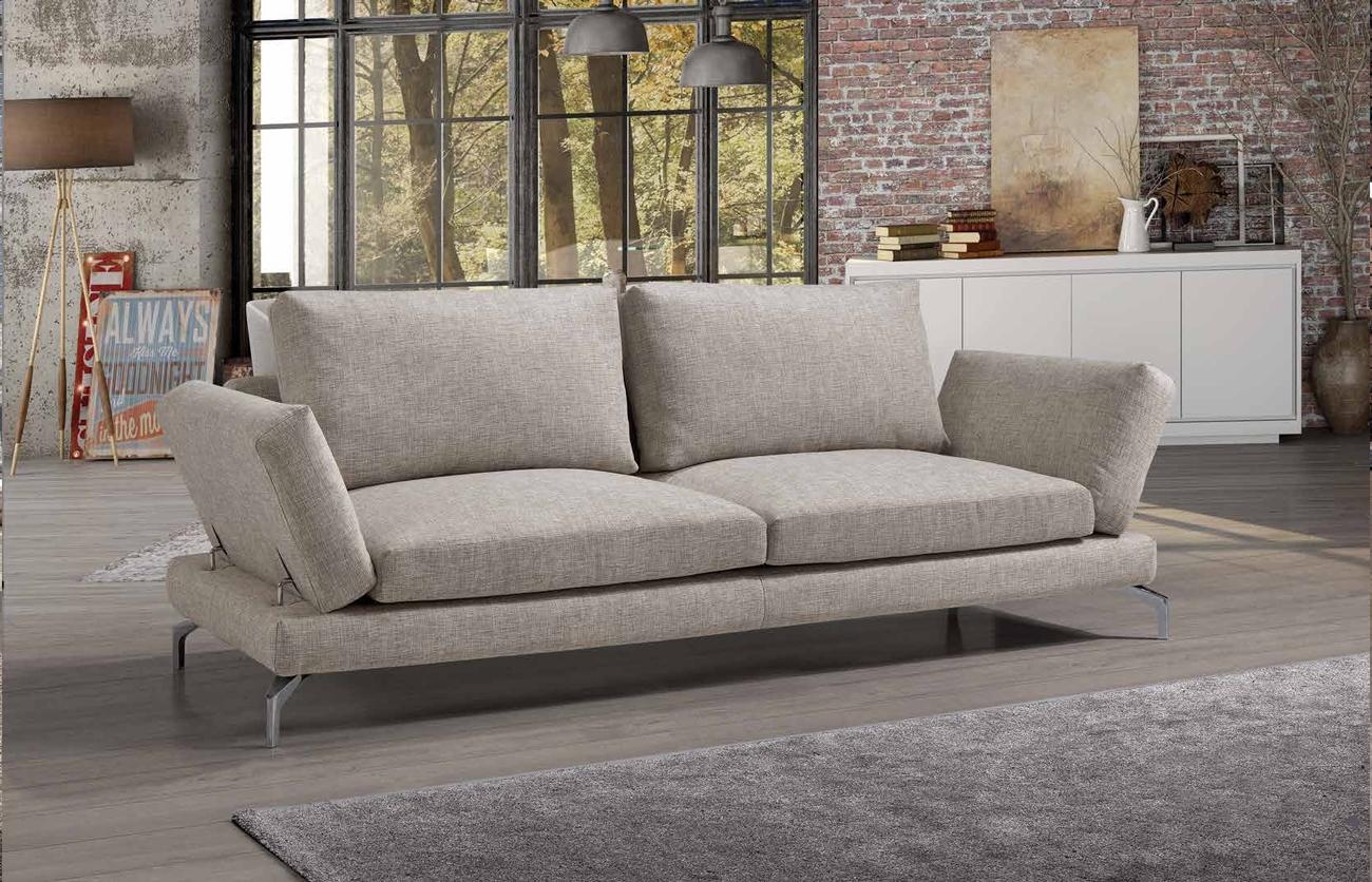 Sofa Colección Terra SF02 - Sofa Colección Terra SF02, Sofa moderno y elegante,  Brazos abatibles