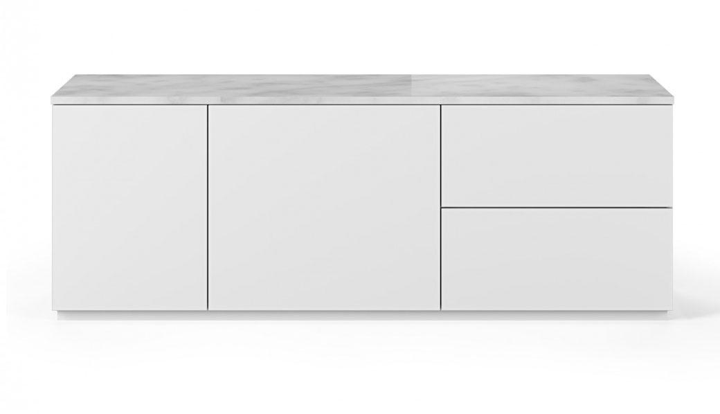 Aparador Join 160 - Aparador Join 160, sistema modular de aparadores diseñados con líneas enfocadas para espacios multifuncionales