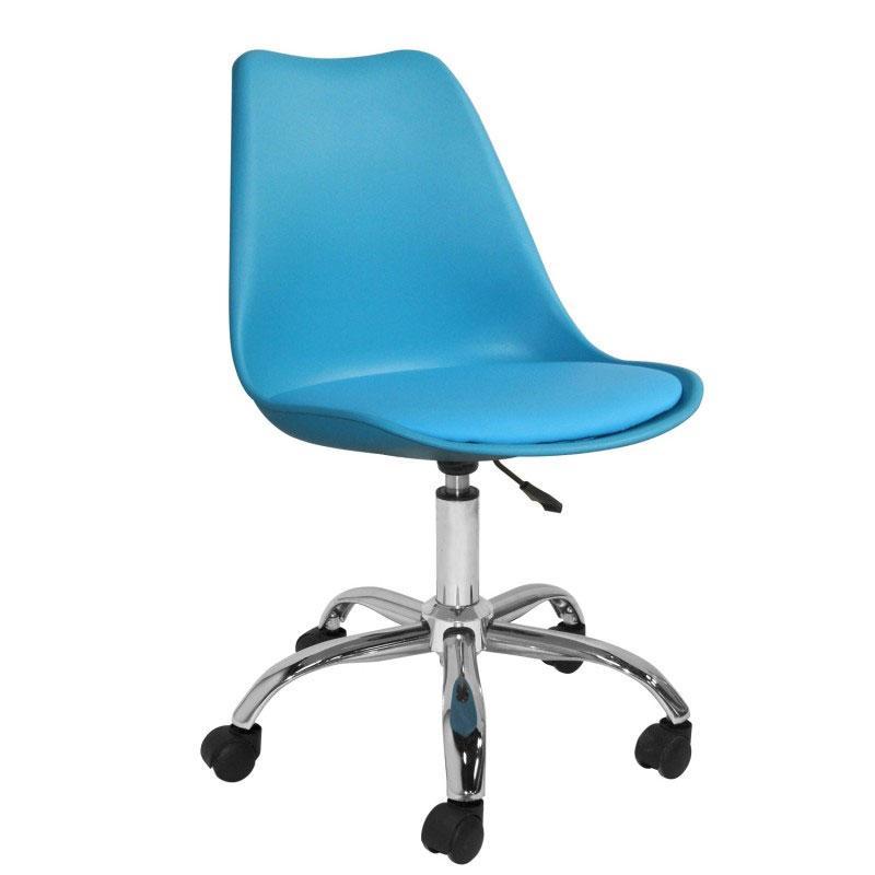 Silla escritorio Megan - Silla escritorio Megan, Silla fabricada en polipropileno