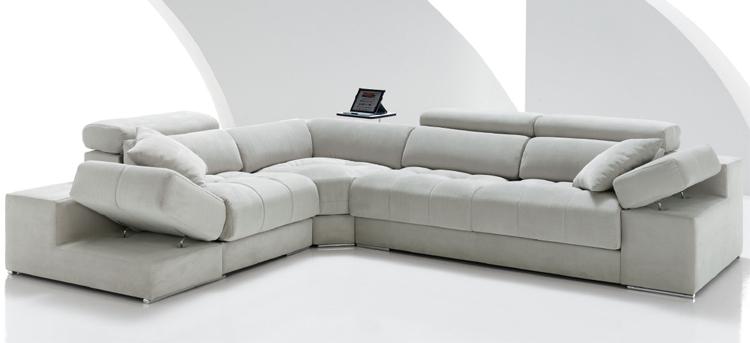 Espectacular sofá chaiselonge rinconera - Máxima calidad y comodidad