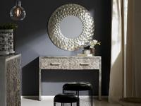 Espejo de metal o consola Barein - Espejo de metal o consola Barein Precios por separado