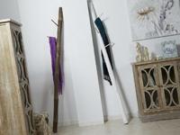 Perchero de bambu - Perchero de caña de bambu