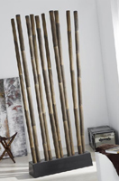 Biombo tronco bambú - Biombo tronco bambú