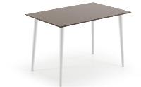 Mesa fija de madera - mesa fija de DM y madera