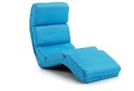 Tumbona con 5 posiciones - Puf cama reclinable con 5 posiciones