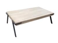 Mesa de Centro Disset - Mesa de Centro Disset en madera de acacia maciza