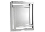 Espejo con cristal biselado