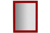Espejo JUNCO - Eapejo rectangular con marco de madera disponible en varios colores