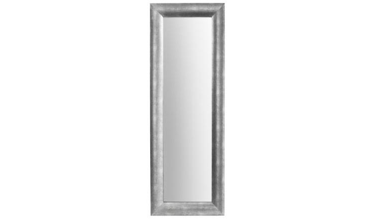 Espejo rectangular MISTI - Espejo rectangular con marco de madera
