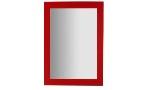 Espejo rectangular varios colores - Espejo rectangular conm arco de madera laminada