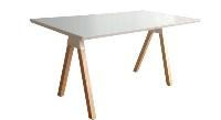 Mesa de diseño escandinavo - Mesa de comedor de diseño