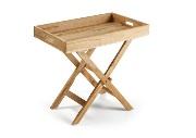 Mesa plegable  - Mesa plegable de madera