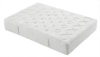 Colchón en tejido Strech Thermic  y Acolchado en capas viscoelásticas  - Núcleo de muelles ensacados Boxconfort System®.