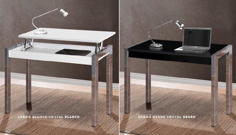 Mueble auxiliar con sobre elevable - Disponible en distintos acabados