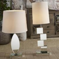 Lámparas de espejo sobremesa - Lámparas con espejo