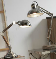 Lámparas de sobremesa articuladas - Lámparas con brazo artículado