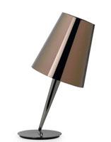 Lámpara de mesa Asai - Lámpara de mesa Asai en color Bronce o Cromo