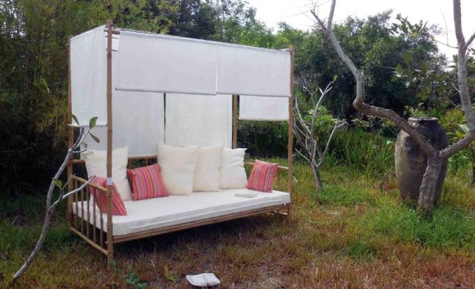 Lounge de exterior