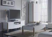 Mesa de TV o mesa de centro o Mueble Aux (Bianchi) - Mesa de TV o Mesa de centro o Mueble Aux 4P (Bianchi)