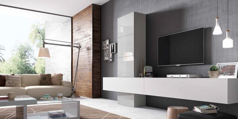 Salon moderno impersonal 2k15 mia home for Murales salon modernos