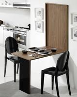 Mesa de diseño retractil