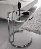 Mesa redonda auxiliar modelo