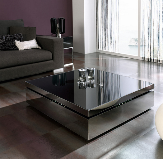 mesa de centro elevable moderna. Black Bedroom Furniture Sets. Home Design Ideas