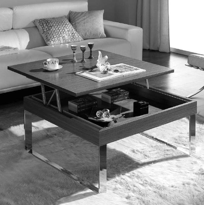Mesa de f brica patas de metal elevables cuadrada madrid - Patas metalicas para mesas ...