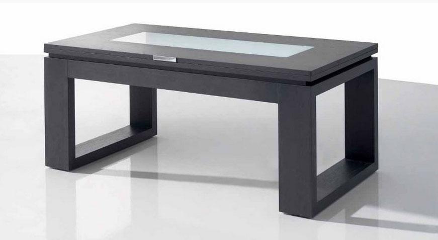 mesa centro chapa roble madera tablero cristal madrid galicia
