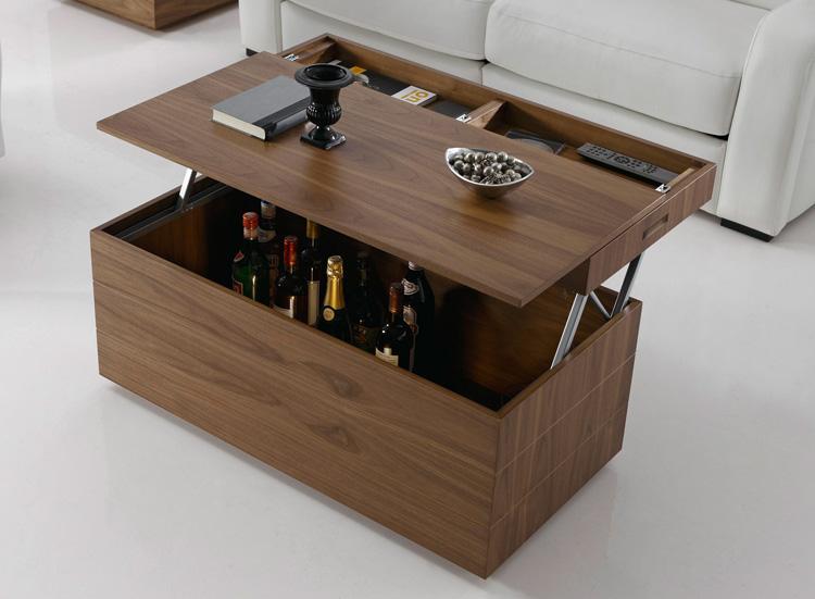 mesa de centro baul