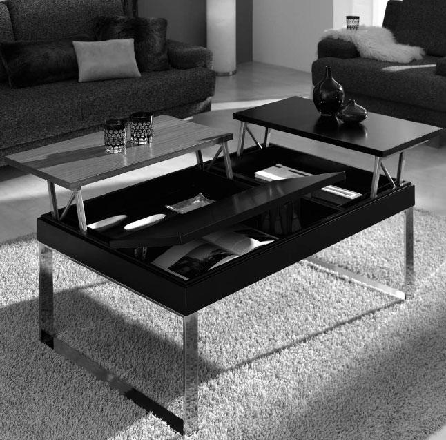 Mesa de f brica patas de metal elevables for Patas para mesa de centro