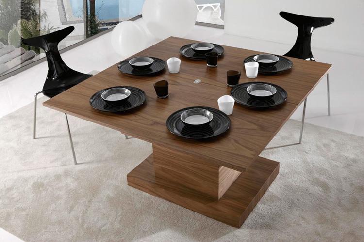 Mesa de centro baul for Centros de mesa para comedor