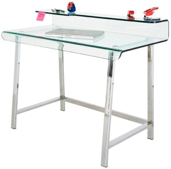 Mesa de cristal multiusos 115 - Mesa de Cristal de diseño Moderno