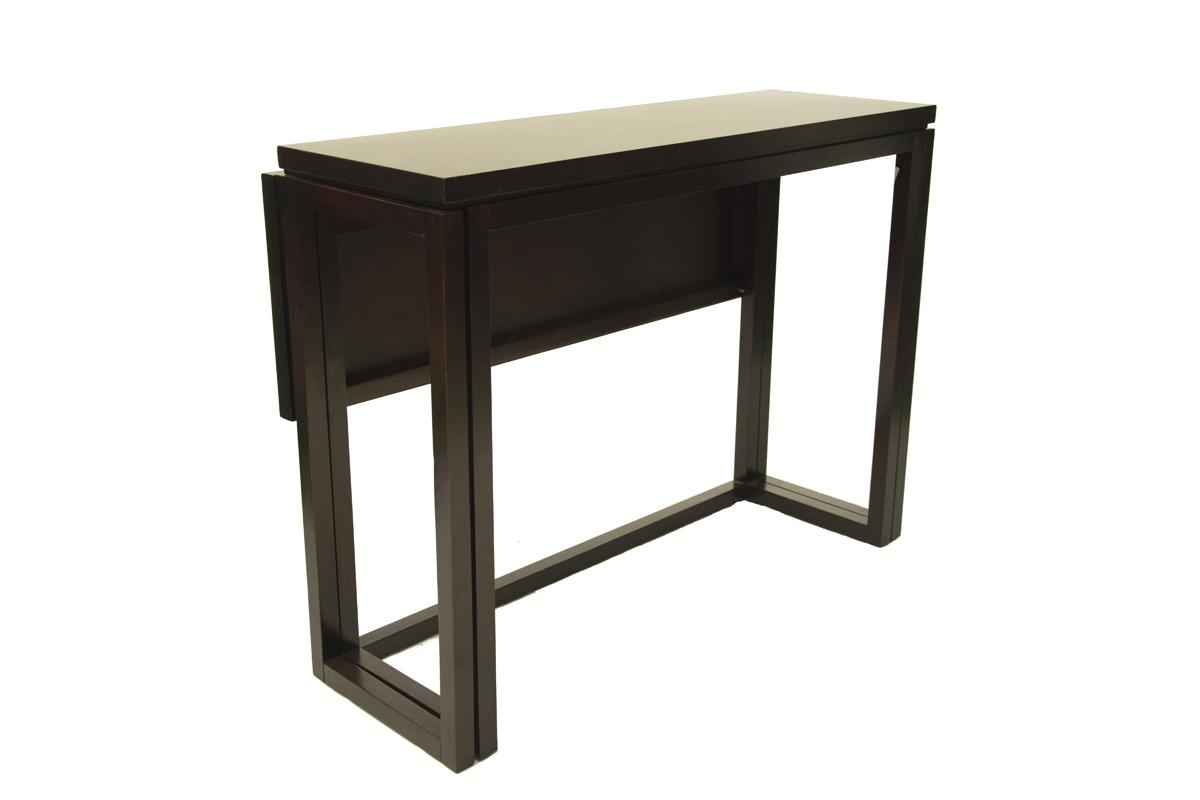 Mesa alta plegable en oferta for Mesas de comedor altas
