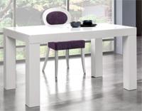Mesa de madera extensible 7