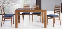 Mesa de comedor y sillas 522 - Mesa de comedor