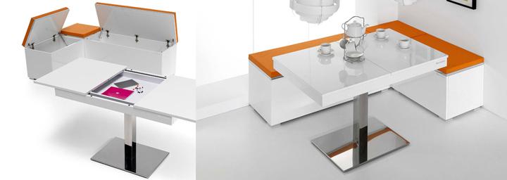 Mesas De Cocina Modernas - Arquitectura Del Hogar - Serart.net