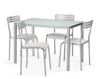 Mesa de cocina extensible lateral - Mesa de cocina