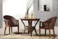 Set de mesa y sillas Ende Cori