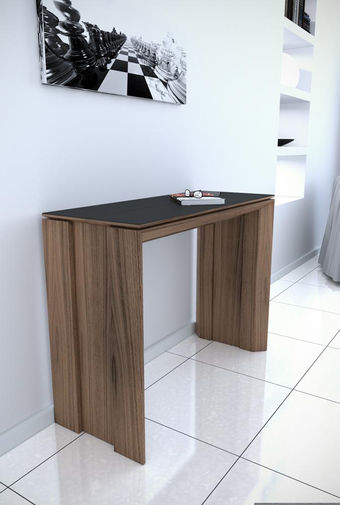 Mesas extensible tipo consola y comedor