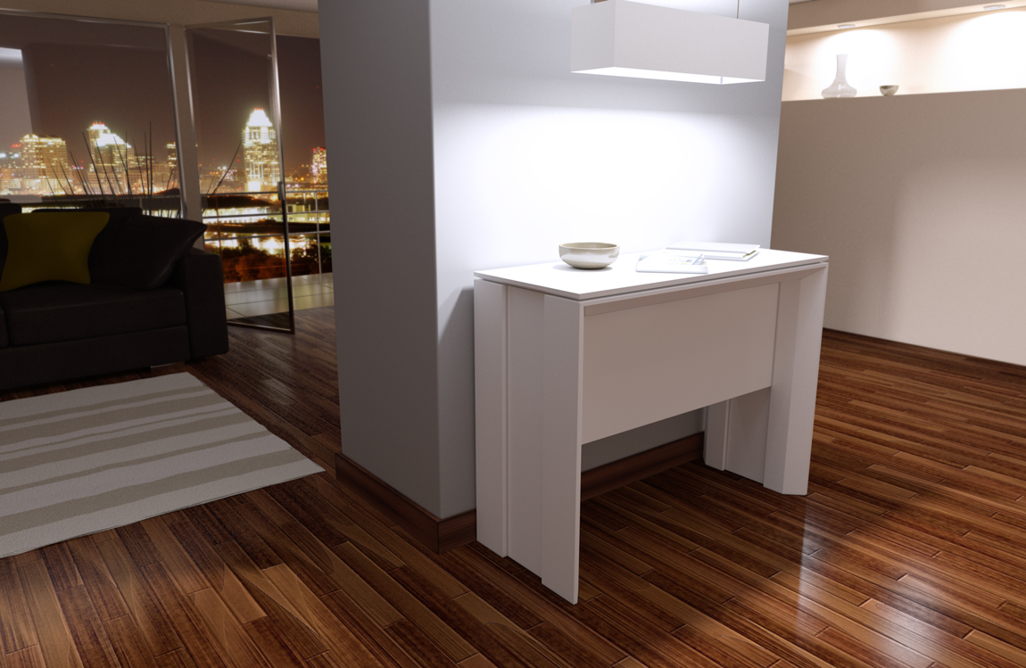 Best Consola Comedor Extensible Ideas - Casa & Diseño Ideas ...