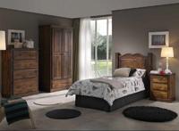 Dormitorio Monterey Juvenil - Dormitorio Monterey Juvenil