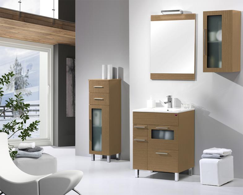 Mobiliario de baño Euskadi Santander