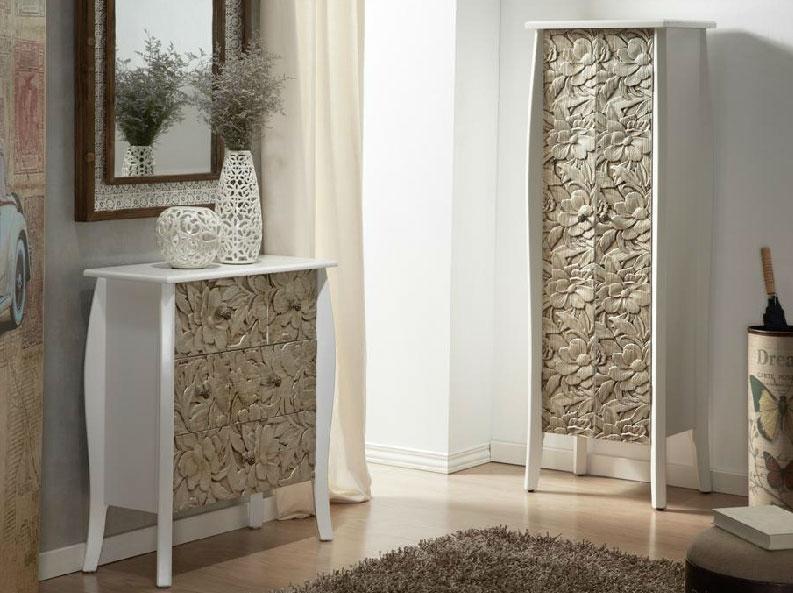 Cómoda pequeña o entrada - Muebles auxiliares de madera