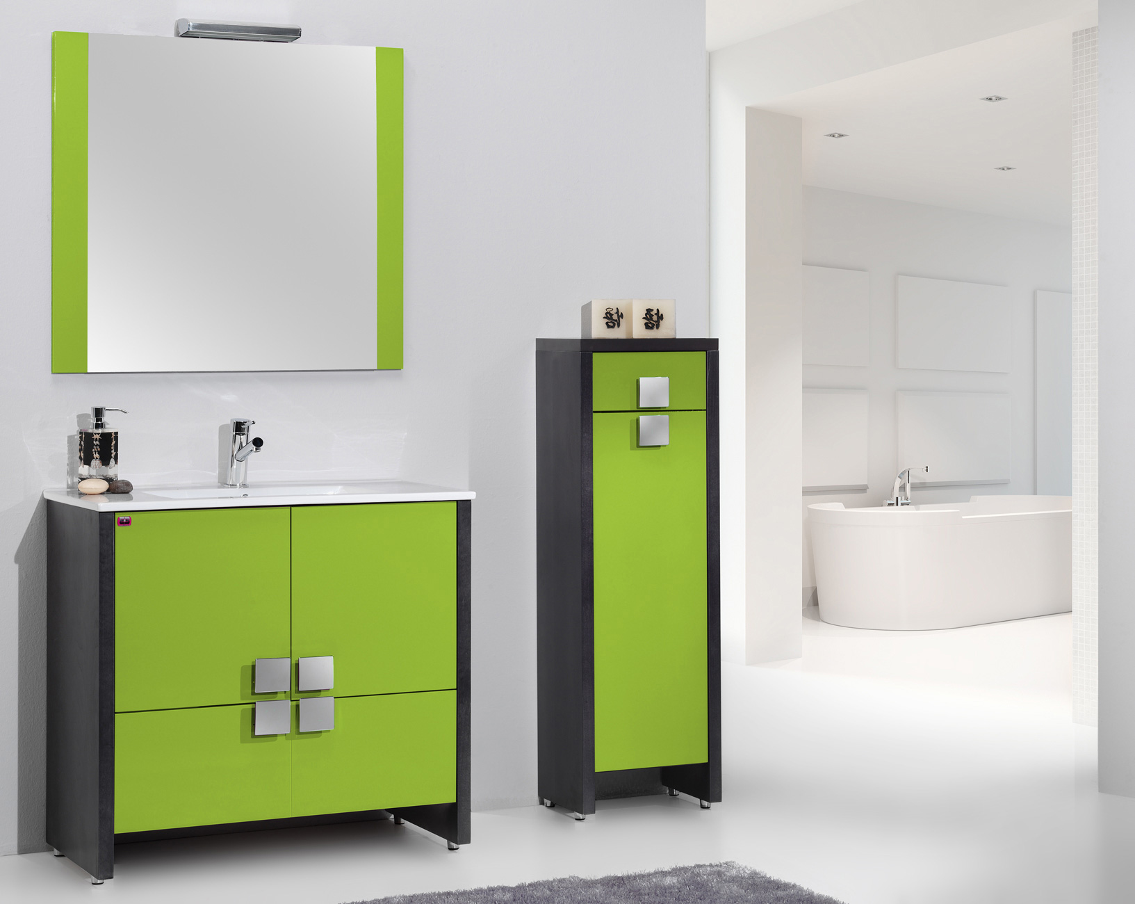 Mueble para ba o for Muebles cool