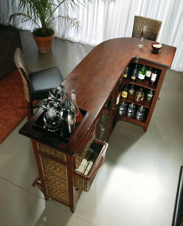 Mueble bar - Barra bar para salon ...